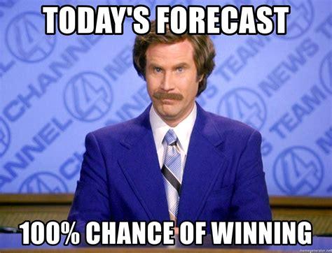 Meme - #Winning
